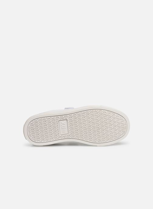 Baskets Xti 56804 Blanc vue haut