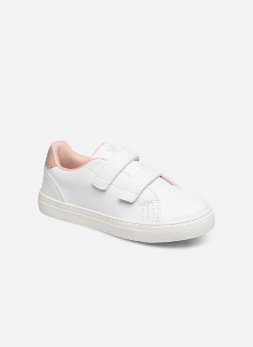 Trainers Xti 56804 White detailed view/ Pair view