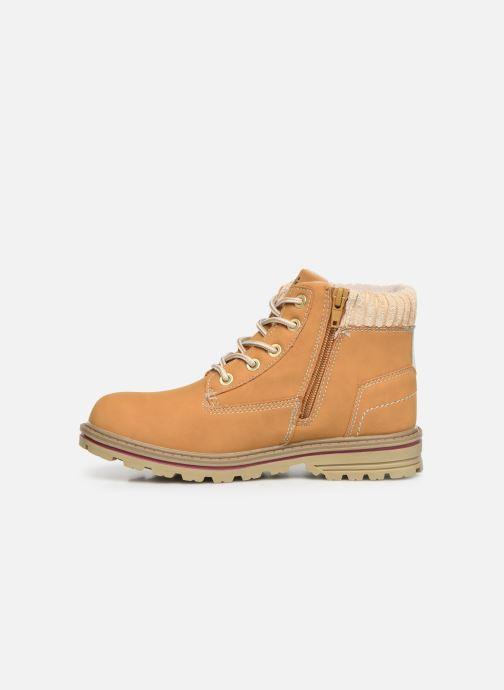 Bottines et boots Xti 55859 Jaune vue face