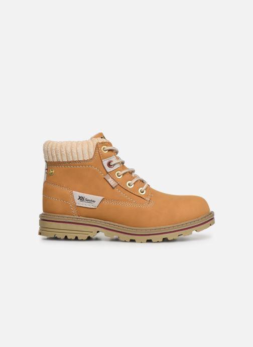 Bottines et boots Xti 55859 Jaune vue derrière