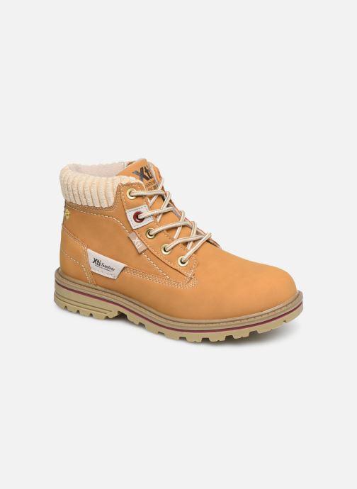 Bottines et boots Xti 55859 Jaune vue détail/paire