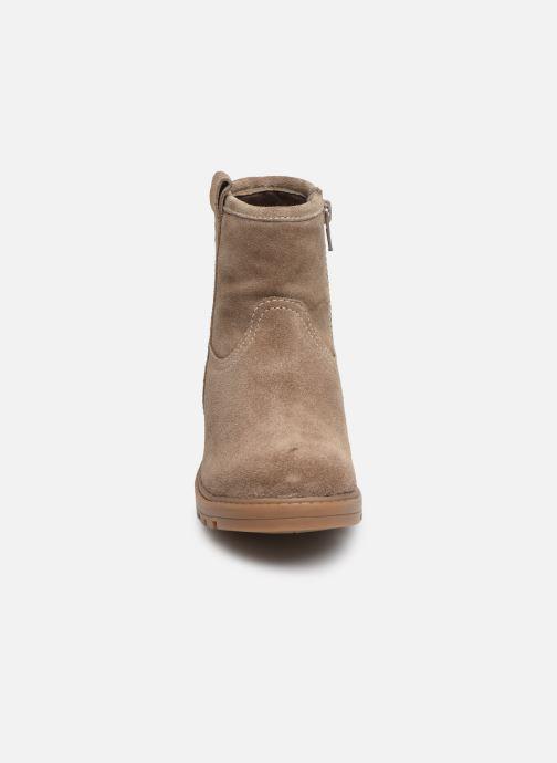 Bottines et boots Xti 55982 Beige vue portées chaussures