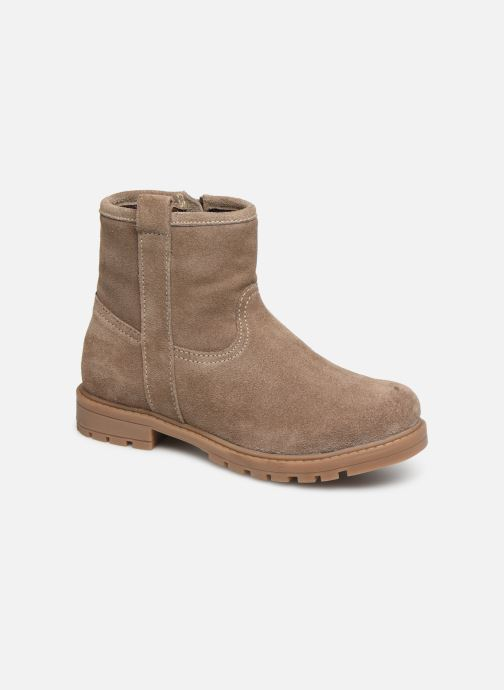 Bottines et boots Xti 55982 Beige vue détail/paire