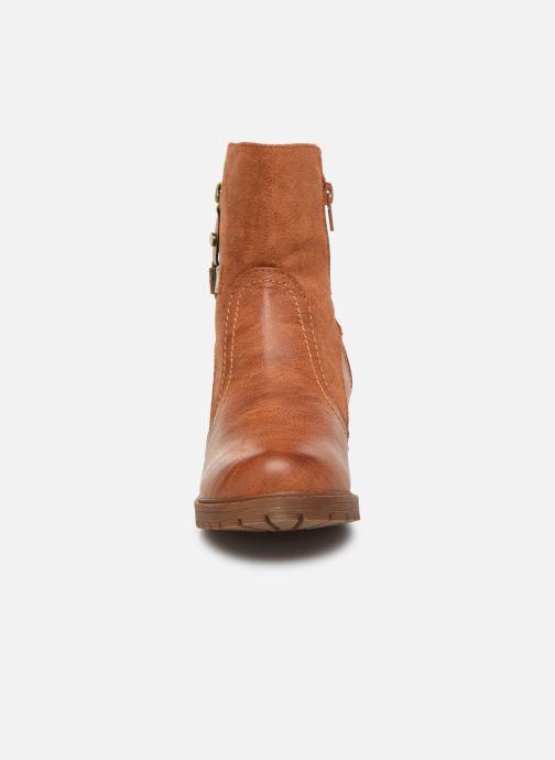 Stiefeletten & Boots Xti 56626 braun schuhe getragen