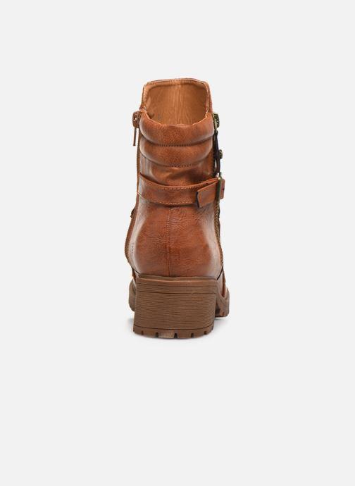 Stiefeletten & Boots Xti 56626 braun ansicht von rechts