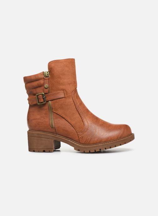 Stiefeletten & Boots Xti 56626 braun ansicht von hinten