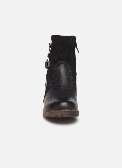 Bottines et boots Xti 56626 Noir vue portées chaussures