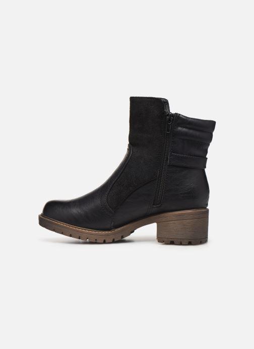 Bottines et boots Xti 56626 Noir vue face