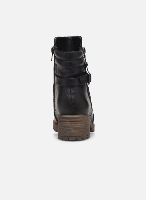 Bottines et boots Xti 56626 Noir vue droite