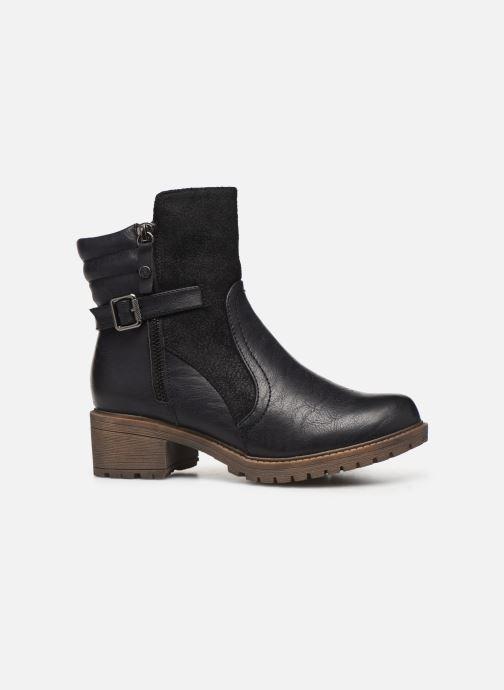 Stiefeletten & Boots Xti 56626 schwarz ansicht von hinten