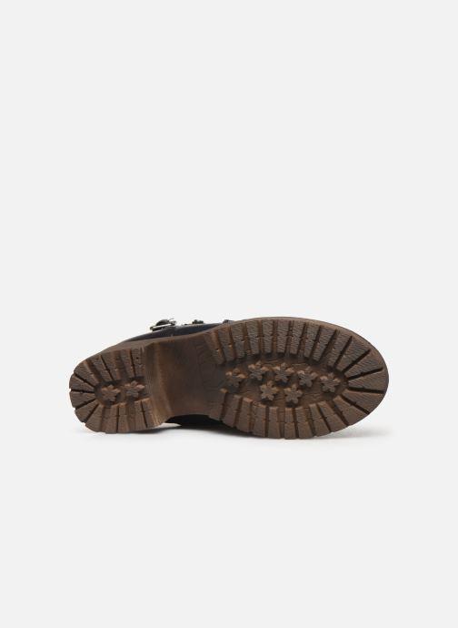 Bottines et boots Xti 56626 Noir vue haut