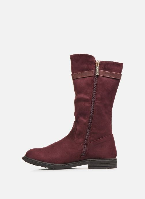 Boots & wellies Xti 55615 Burgundy front view