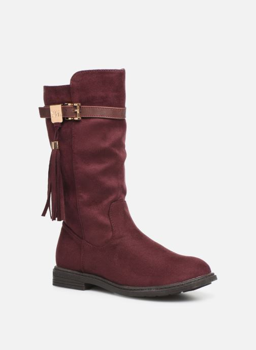 Boots & wellies Xti 55615 Burgundy detailed view/ Pair view
