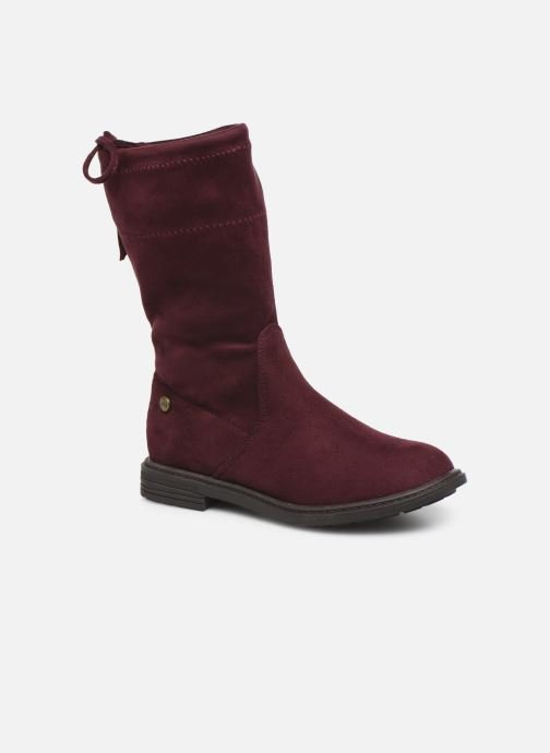 Boots & wellies Xti 55771 Burgundy detailed view/ Pair view