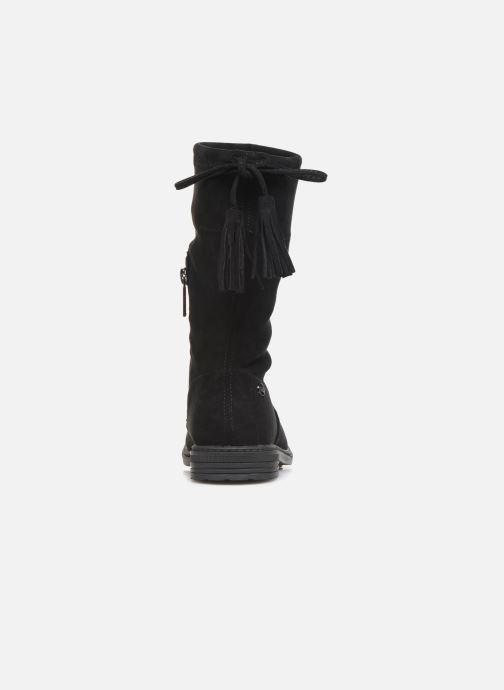 Laarzen Xti 55771 Zwart rechts
