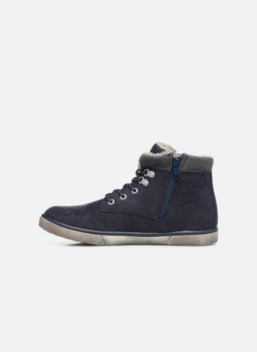 Sneakers Xti 55817 Azzurro immagine frontale