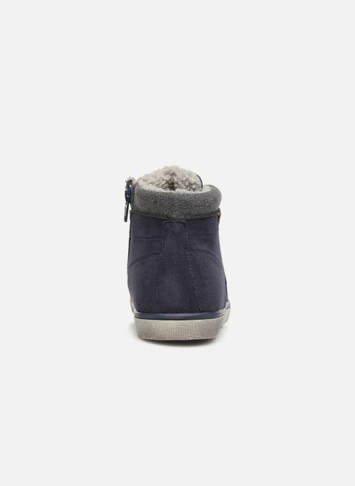 Sneakers Xti 55817 Azzurro immagine destra