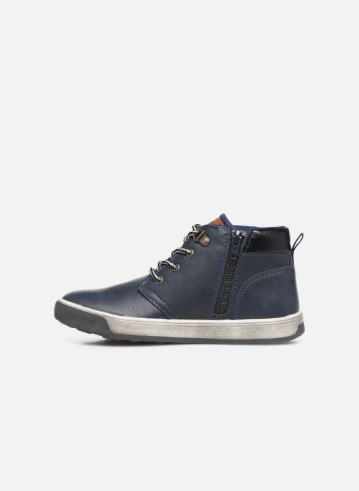 Sneakers Xti 55835 Blauw voorkant