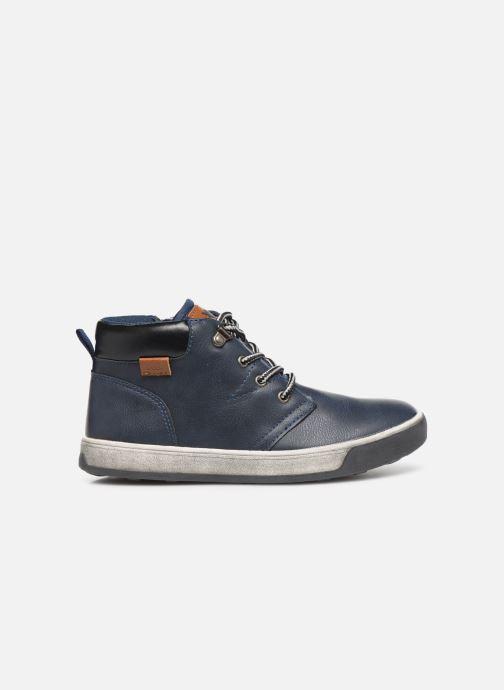 Sneakers Xti 55835 Blauw achterkant