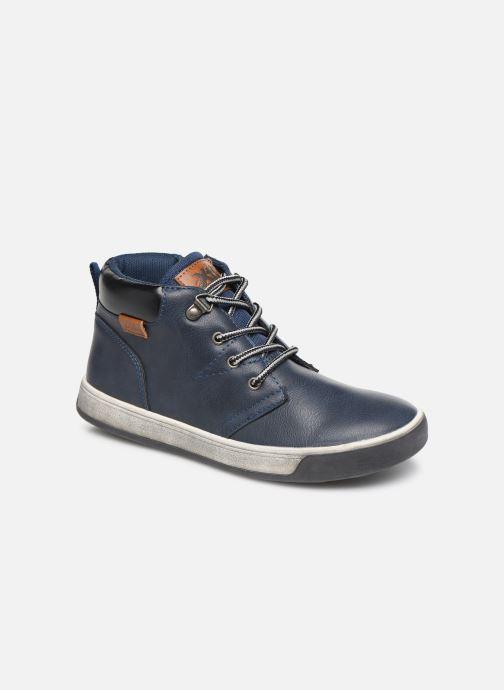Sneakers Xti 55835 Blauw detail