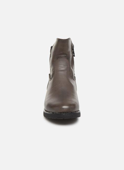 Bottines et boots Xti 55883 Gris vue portées chaussures
