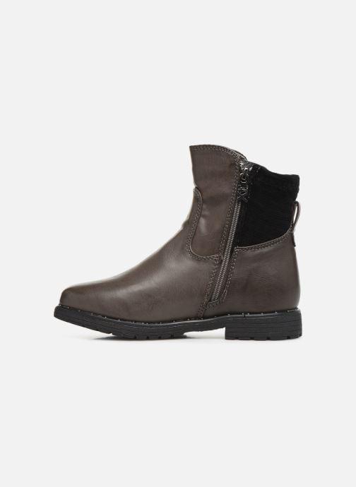 Bottines et boots Xti 55883 Gris vue face
