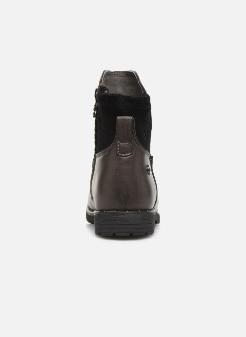 Stiefeletten & Boots Xti 55883 grau ansicht von rechts