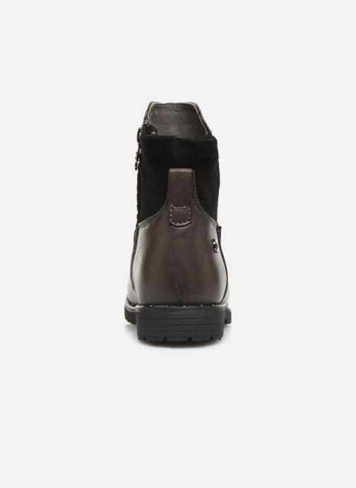 Bottines et boots Xti 55883 Gris vue droite