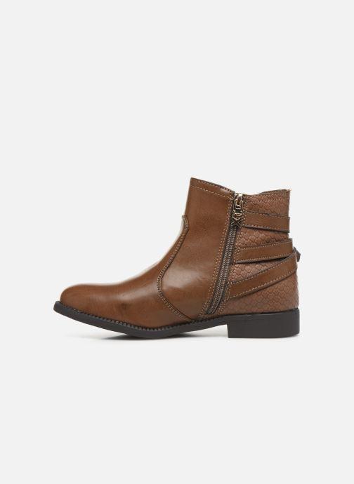 Bottines et boots Xti 55890 Marron vue face