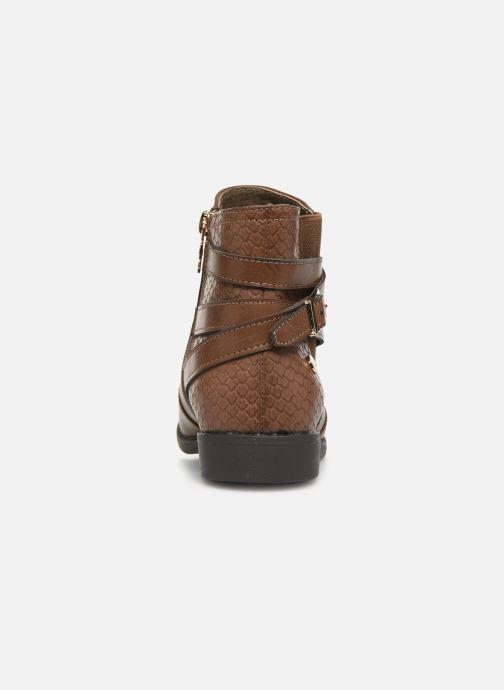 Bottines et boots Xti 55890 Marron vue droite