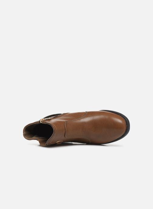 Bottines et boots Xti 55890 Marron vue gauche