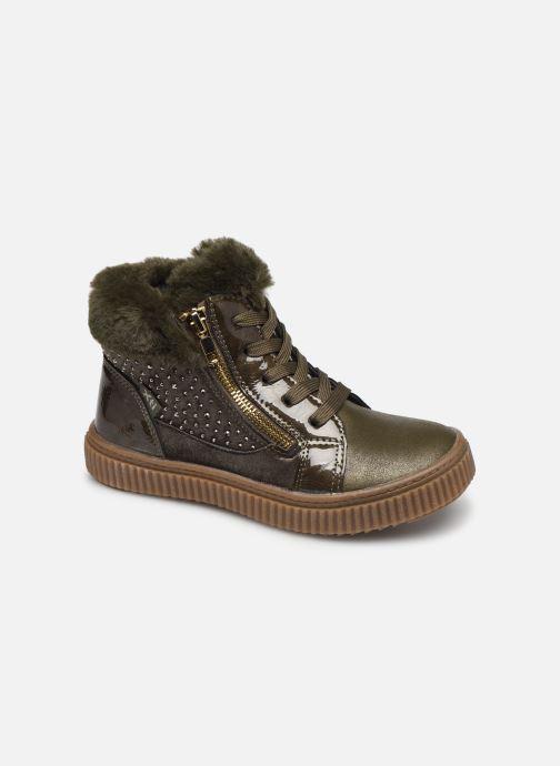 Sneakers Xti 55940 Groen detail