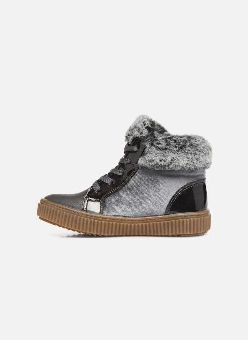 Sneakers Xti 55940 Zilver voorkant