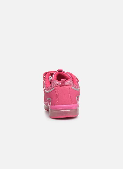 Baskets Xti 55361 Rose vue droite