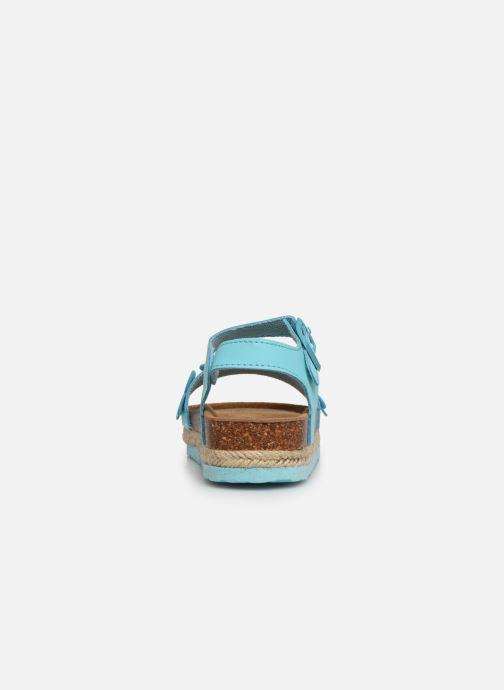 Sandalen Xti 56649 Blauw rechts