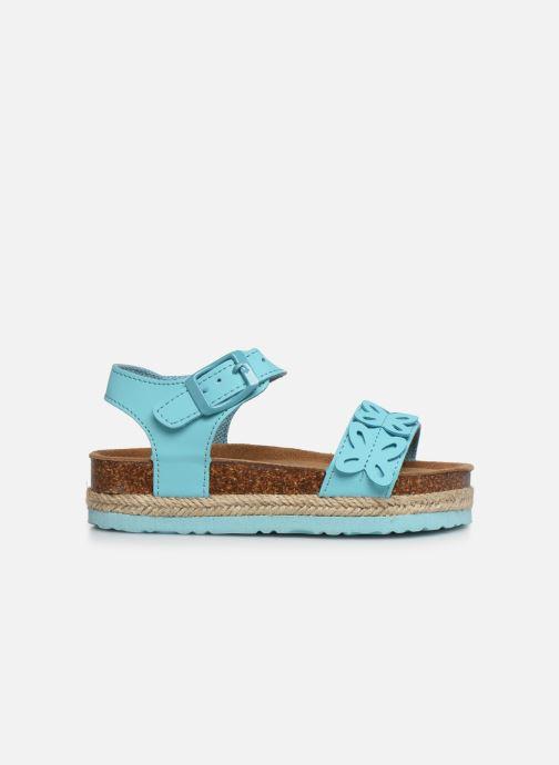 Sandalen Xti 56649 Blauw achterkant