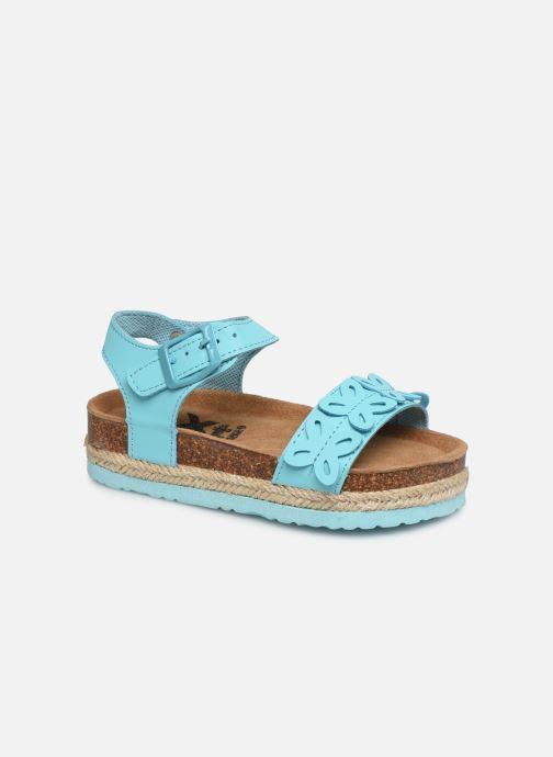 Sandales et nu-pieds Xti 56649 Bleu vue détail/paire