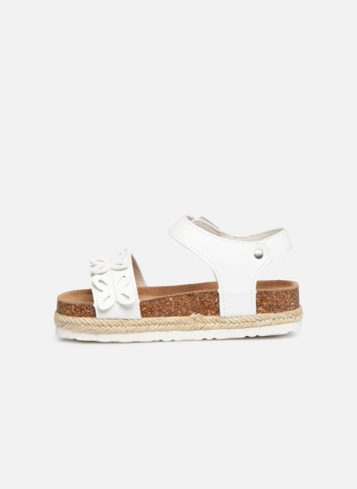 Sandals Xti 56649 White front view