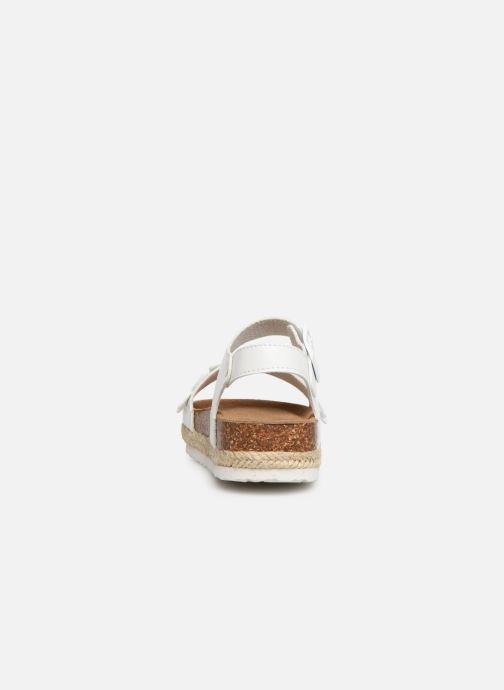 Sandalen Xti 56649 weiß ansicht von rechts