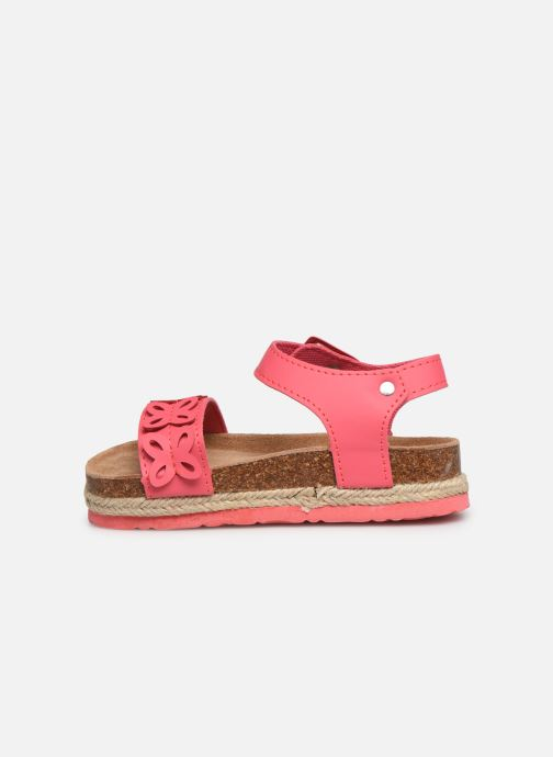 Sandals Xti 56649 Pink front view