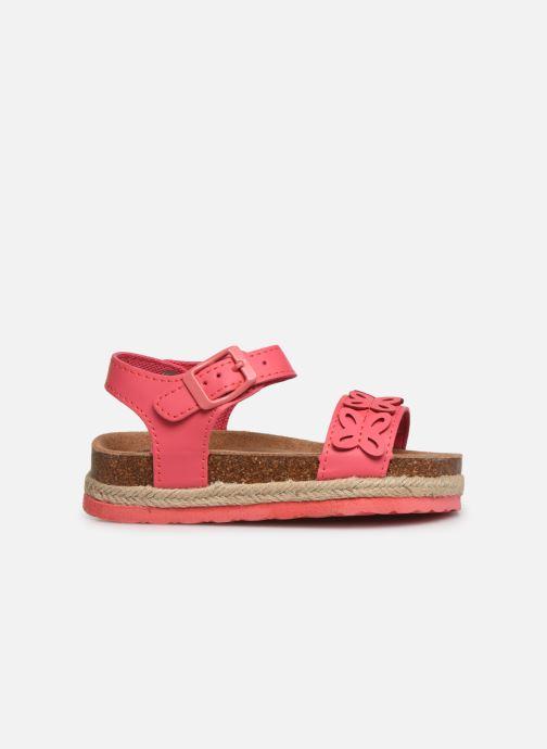 Sandalen Xti 56649 Roze achterkant