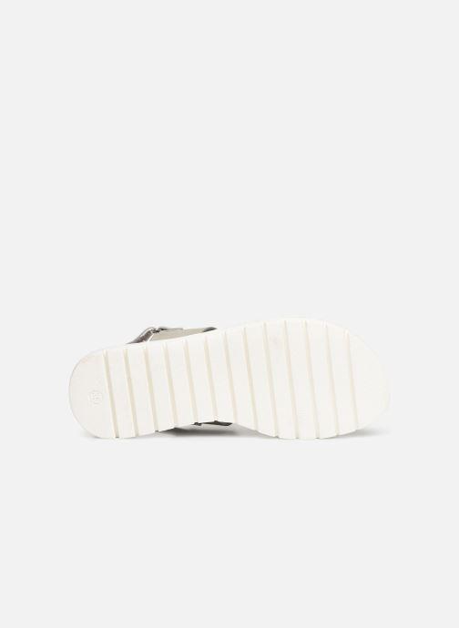 Sandales et nu-pieds Xti 56684 Gris vue haut