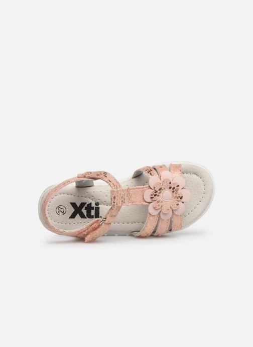 Sandales et nu-pieds Xti 56761 Rose vue gauche