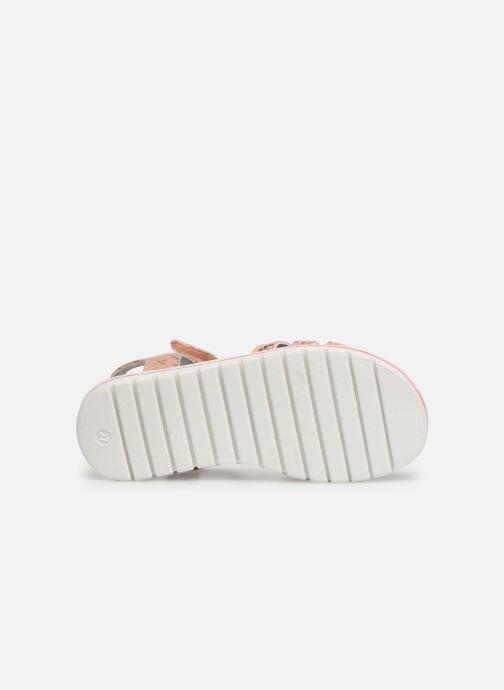 Sandales et nu-pieds Xti 56761 Rose vue haut