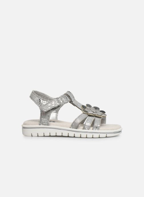 Sandals Xti 56761 Silver back view