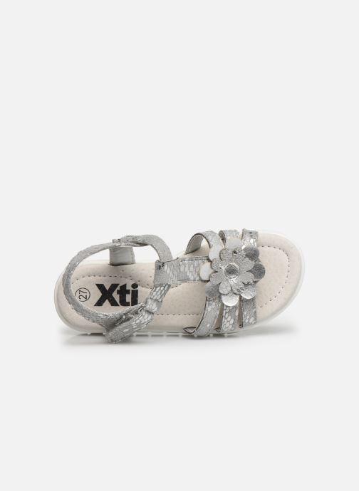 Sandales et nu-pieds Xti 56761 Argent vue gauche