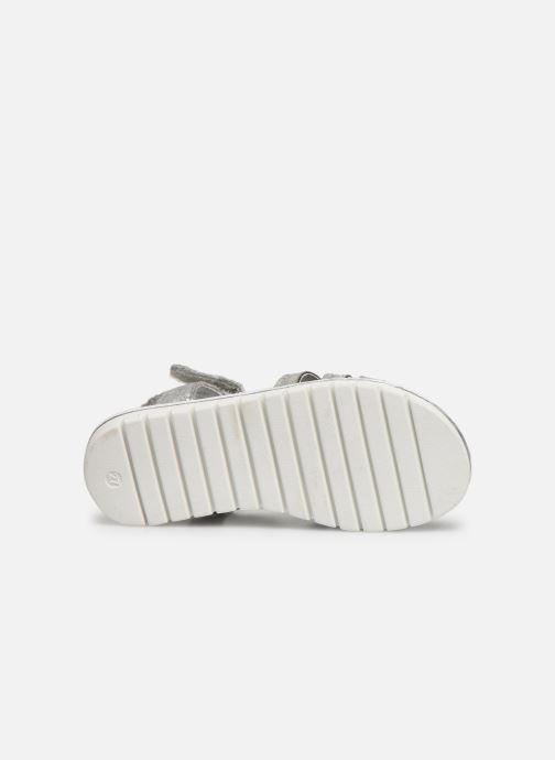 Sandales et nu-pieds Xti 56761 Argent vue haut