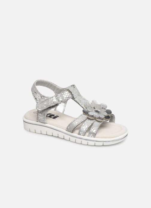 Sandals Xti 56761 Silver detailed view/ Pair view