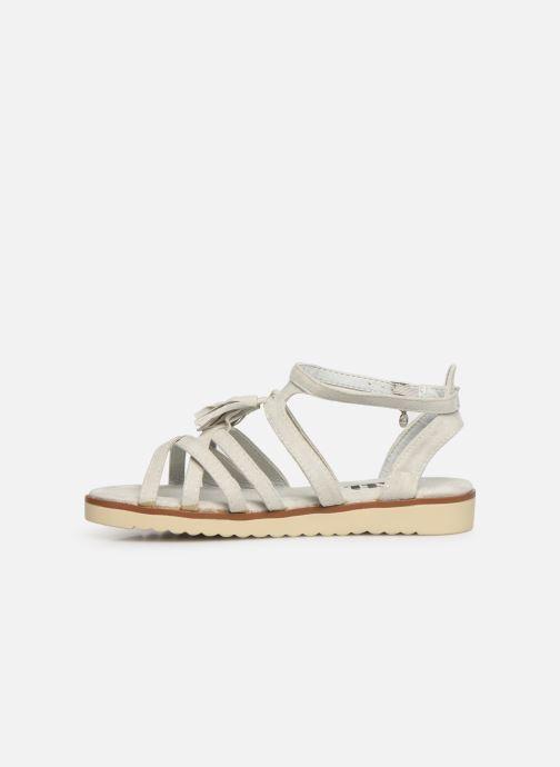 Sandales et nu-pieds Xti 56781 Blanc vue face
