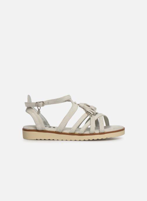 Sandales et nu-pieds Xti 56781 Blanc vue derrière